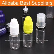 black color square glass bottle with cap bottle dispenser unicorn style ldpe plastic bottle