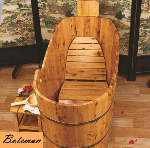 나무 도매 품질 보증 공장 판매 실용적인 욕조 삼나무 나무--상품 ...
