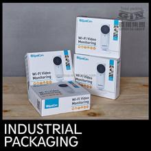 OEM electronic corrugated carton box