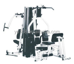 5 stations multi station gym equipment