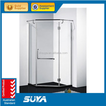 Shanghai SUYA The whole bathroom glass screen custom bath shower room shower partition door
