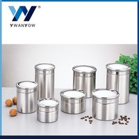 Hot product as decorate jar for coffee tea and coffee jars