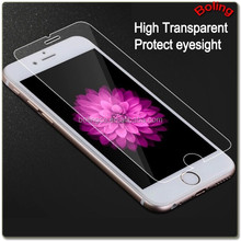 "High Quality Mobile Phones Accessories Screen Protector Toughened Glass Membrane for Apple size 4.7""&5.5"""