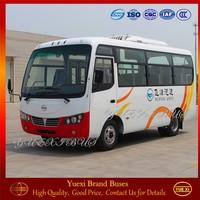 Cheap Mini Passenger Shuttle Bus