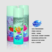 Hot selling 450ml Air freshener with odor neutralizer