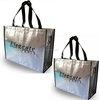 Silver Laminated Non-woven Bag
