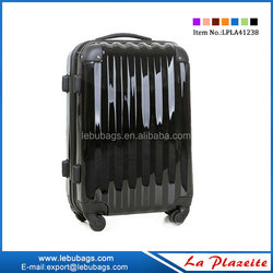 vintage style trolley luggage with wheel