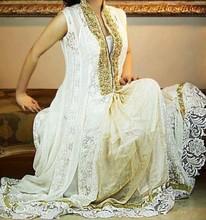 2015 Latest Net Dress Designs Long Frock Style Suits For Women, Net Dresses