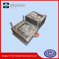 Precision plastic household product mould