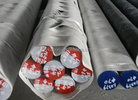 hot rolled AISI 4340 alloy tool steel round bar Q+T in stock jiangyin