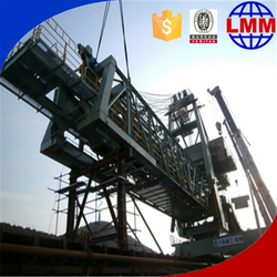 High Efficiency Mobile Rail Mounted Quayside Container Gantry Crane mobile ship loader