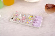 New style hot selling for iphone 6 mix color tpu phone case
