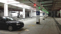 High Quality Simple Car Parking System For Underground Garage
