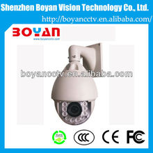 IPSD6300 2 Megapixel Cmos HD IP High Speed Dome Camera