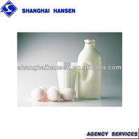 Fresh Milk Dairy Product Export Agent