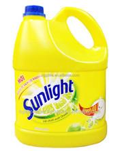 SUNLIGHT LEMON DISHWASHING LIQUID BOTTLE 4KG/SUNLIGHT DISH WASHING LIQUID/DISH WASH LIQUID