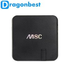 Dragonbest google fully loaded quad core android smart Tv Box M8, MX, M8S, M8C, china best and cheapest m8 Tv Box Media Player