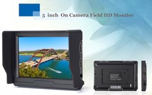 5'' Display 16:9 On Camera Field HD Monitor For FM502-HDO