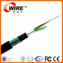 China Factory GYTA53 Stranded Loose Tube 50/125 PE Waterproof Fiber Optic