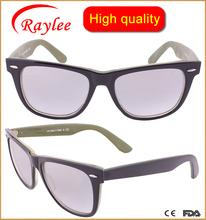 high quality New Fashion wayfarer design sunglasses famous brand 2140-999/32 color.