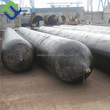 Florescence boat lift inflatable air bag for caisson lifting or sunken ship salvage
