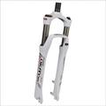 De aluminio de horquillas de bicicleta delantera de la bicicleta tenedor suspensión mtb rígida horcas/rastrillos