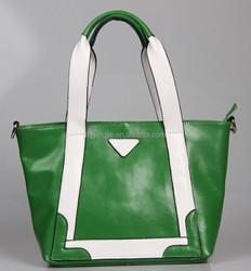 ( FW014) Vintage Real Leather Bag Wholesale Cow Leather Handbag Latin Style Bag