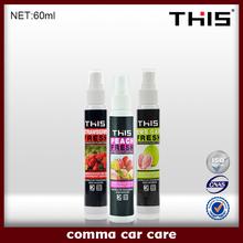 OEM ISO9001 Long Lasting sexy car air freshener