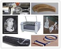 CO2 laser cnc cutting and engraving machine engraver for golf ball plexiglas