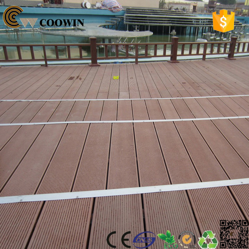 Outdoor used dance floor for sale wpc decking wooden for Garden decking for sale