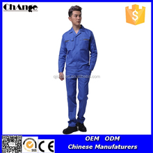 Coverall Style and 100% Cotton Material Captain Uniform