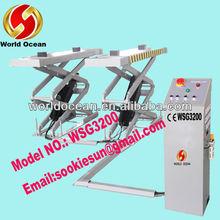 Top sales 3.2ton hydraulic scissor vehicle lift hydraulic scissor type lifter