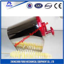 2015 Low Price Potato Chips Spiral Cutter