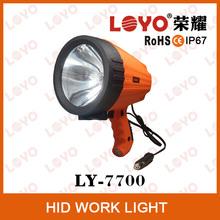 Good quality swift headlight 35W/55W 9~32V H3 HID Work Light