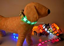 led pet collar for dog pet