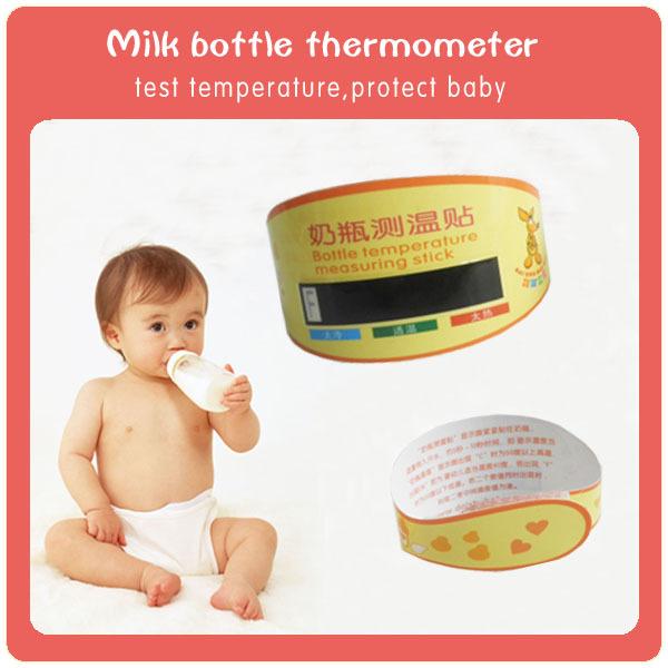 baby safety care milk temperature control test strip. Black Bedroom Furniture Sets. Home Design Ideas