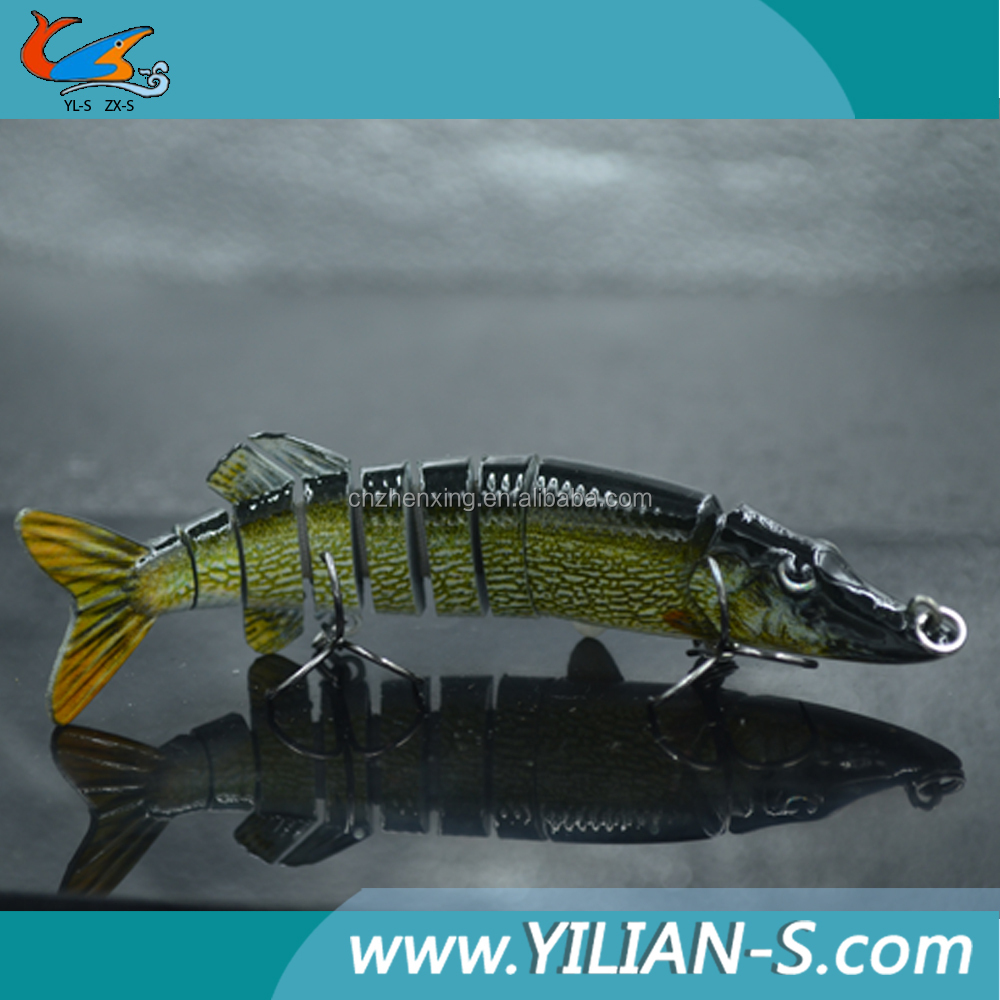 New 2016 arrival 8 inch 65g ice fishing pike lure squid for Pike ice fishing lures