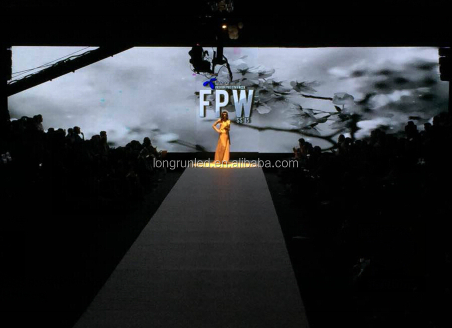 P4 interior Full Color Display Led vídeo Xxx Xx painel grande tela Led interior