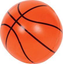 shiny inflatable pvc basketball