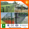 Plastic chain link fence for sport field, baseball field fence