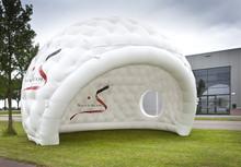 custom--made air dome