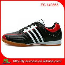 china de fábrica para hombre zapatos de fútbol sala