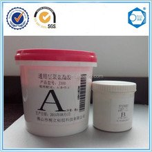 Strong adhesive polyurethane glue for sandwich panel