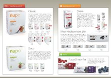 Danish Nupo Healthy Food Supplements