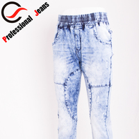 oem man pants tight jeans with latest designs