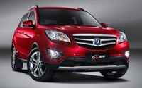 Chinese Petrol 4*2 4*4 1.6L SUV With Good Performance