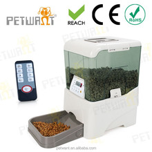 Rechargeable multi-functional Pet Feeder