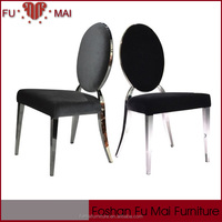 good leahter or fabric for dining room chairs black lacquer