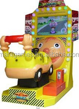 Coin operated rocking indoor amusement game electronic kids rides amusement machines crazy kart MT-2706