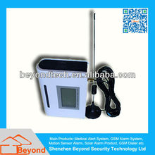 Universal gsm auto dialer for existing alarm systems